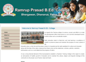 ramroopprasadbedcollege.com