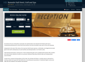 ramside-hall-hotel-golf.h-rez.com