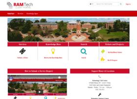 ramtech.wssu.edu