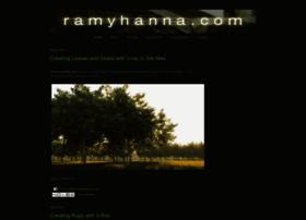 ramyhanna.com