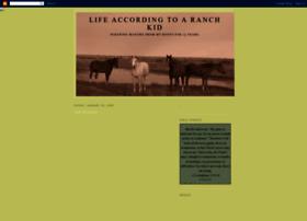 ranch-kiddo.blogspot.com