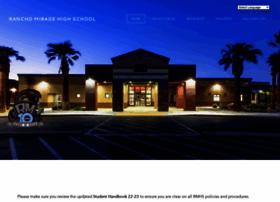 ranchomiragehighschool.org