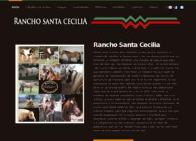 ranchosantacecilia.com