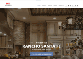 ranchosantafeappliancerepair.com