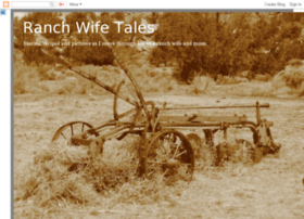 ranchwifetales.blogspot.com