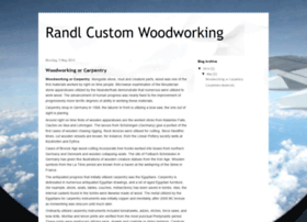randlcustomwoodworking.blogspot.com