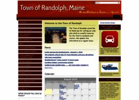 randolphmaine.org