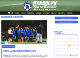 randolphyouthsoccer.org