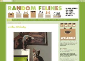 random-felines.com