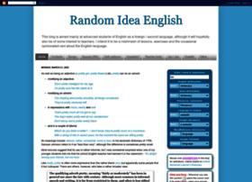 random-idea-english.blogspot.ru
