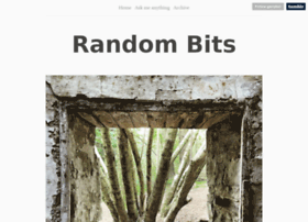 randombits.gerardmcgarry.com