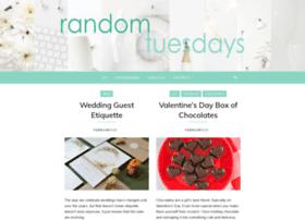 randomtuesdays.com