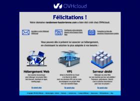randonnee-hautevienne.com