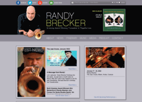 randybrecker.com