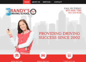 randysdrivingschool.com
