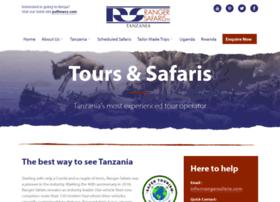rangersafaris.com