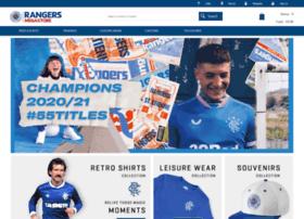 Rangersmegastore.com
