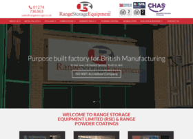 rangestorage.co.uk