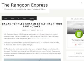 rangoonexpress.com