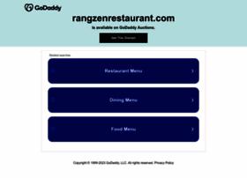rangzenrestaurant.com