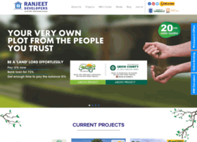 ranjeetdevelopers.com