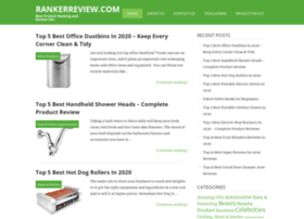 rankerreview.com