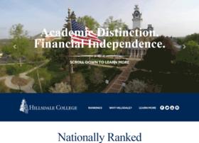 rankings.hillsdale.edu