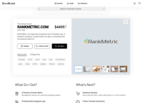 rankmetric.com
