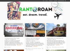 rantandroam.com