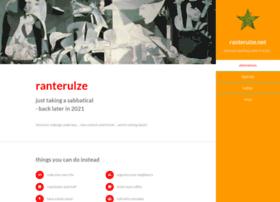 ranterulze.net