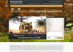 ranthambhorenationalpark.in