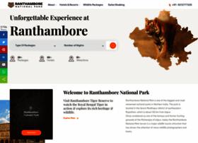 ranthamborenationalpark.com