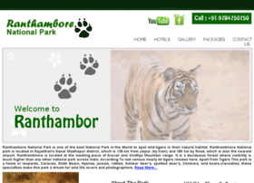 ranthambornationalpark.com