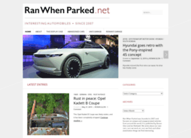 ranwhenparked.net