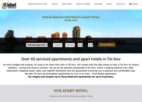 raphaelhotels-telaviv.com
