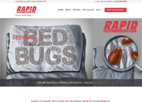 rapid-pestcontrol.com