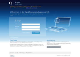 rapid.o2business.de