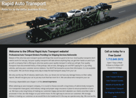 rapidautotransport.com