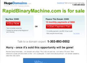 rapidbinarymachine.com