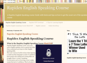 rapidexenglishspeakingcourse.blogspot.ie