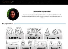 rapidfireart.com