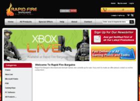rapidfirebargains.com