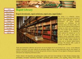 rapidlibrary.info