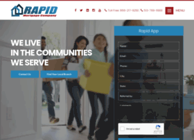 rapidmortgagecompany.com