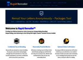 rapidremailer.com