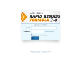 rapidresultsformula.kajabi.com