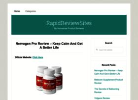 rapidreviewsites.com