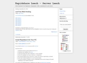 rapidshareleech.blogspot.com