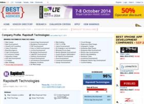 rapidsoft-technologies.bestwebdesignagencies.com