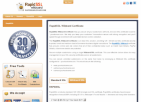 rapidsslwildcard.com
